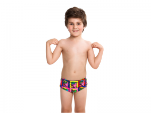 Плавки Funky Trunks Bad Boy Boxer