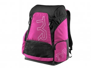 Рюкзак TYR Alliance 45L, black/pink