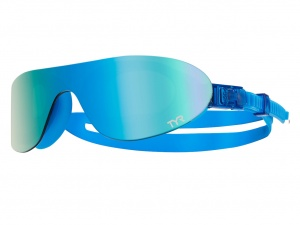 Очки TYR Swim Shades Mirrored, blue