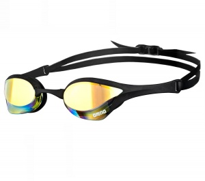 Очки Arena Cobra Ultra Mirror, black/yellow