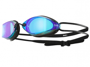 Очки TYR Tracer-X Mirrored, blue/black
