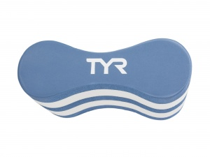 Колобашка TYR Pull Float, blue/white