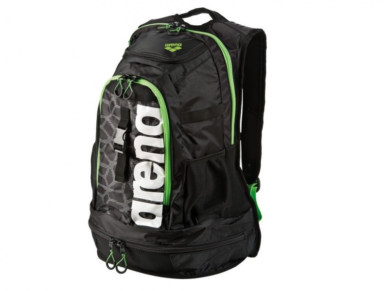 Рюкзак Arena Fastpack 2.1, black/green