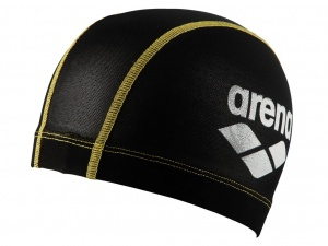 Шапочка Arena Power Mesh Cap, yellow