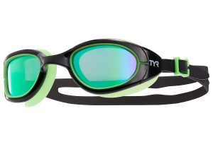 Очки TYR Special Ops 2.0 Polarized, green/black