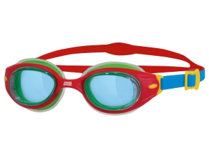 Очки Zoggs Little Sonic Air, red/blue