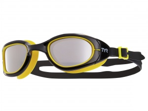 Очки TYR Special Ops 2.0 Polarized, black/yellow